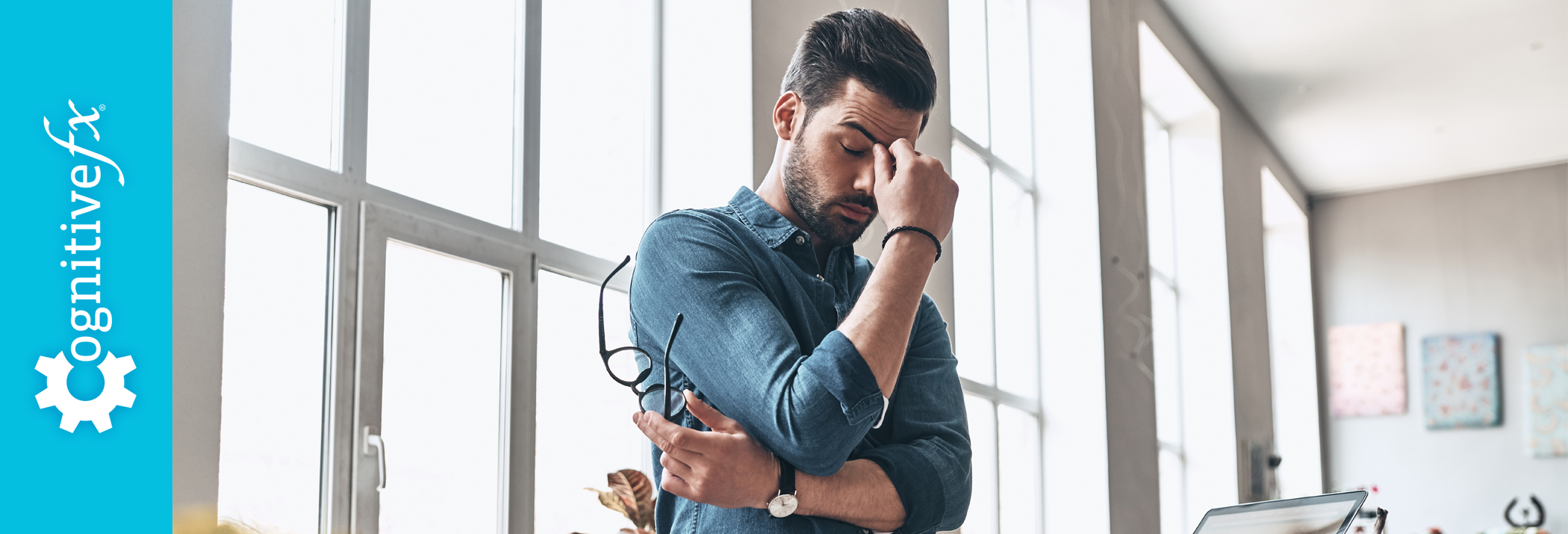 3 Ways Stress Impacts the Brain